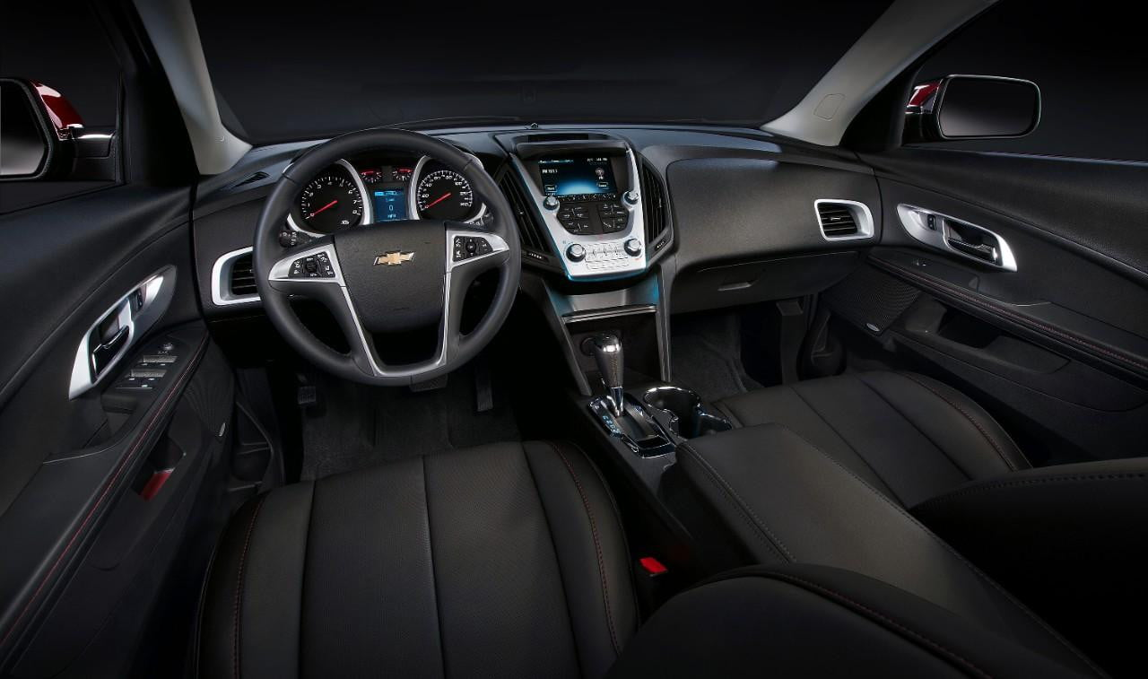 2016 Chevrolet Equinox | Official specs, pictures ...