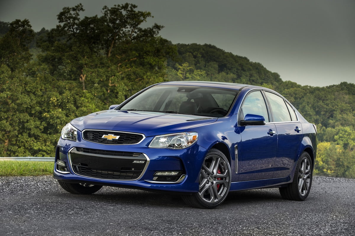 chevrolet ss production ending