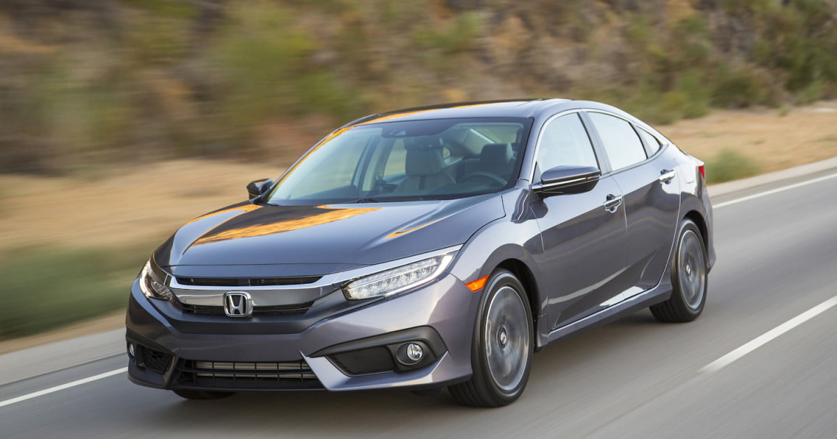 2016 honda civic pricing mpg specs news digital trends. Black Bedroom Furniture Sets. Home Design Ideas