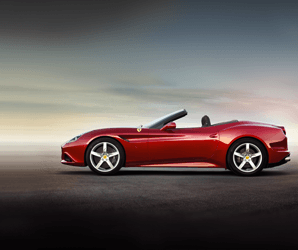 Put down your stopwatch and just enjoy the ride in Ferrari's California T