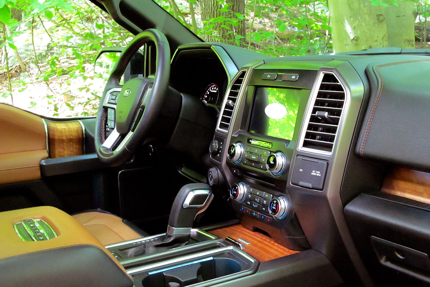 2016 Ford F 150 Limited Review Digital Trends
