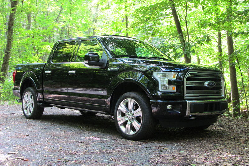2017 Ford F 150 Green 200 Interior And Exterior Images
