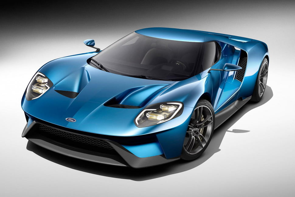 ford gt forza  video