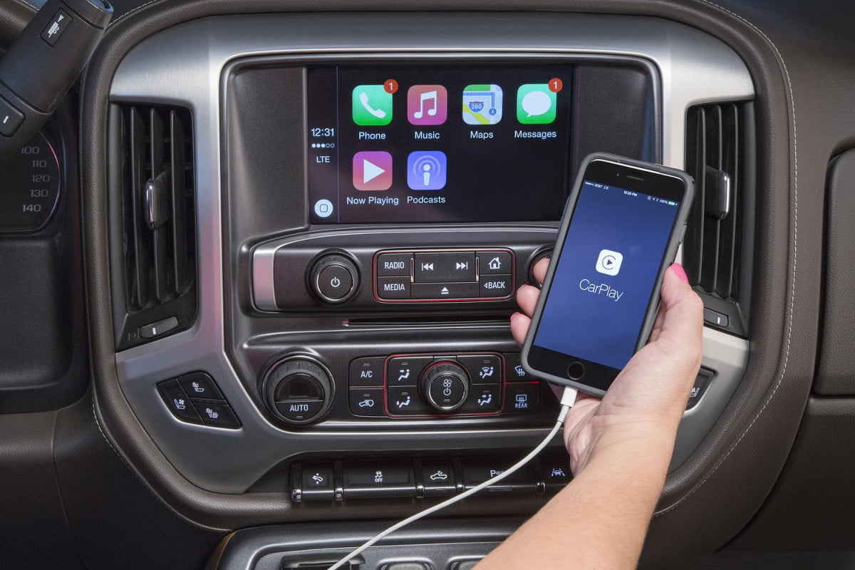 gmc and buick to add apple carplay android auto pictures news
