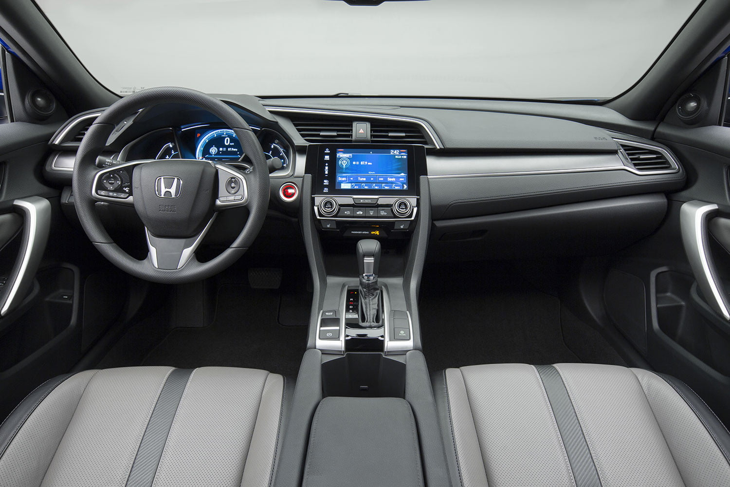first drive 2016 honda civic coupe digital trends. Black Bedroom Furniture Sets. Home Design Ideas