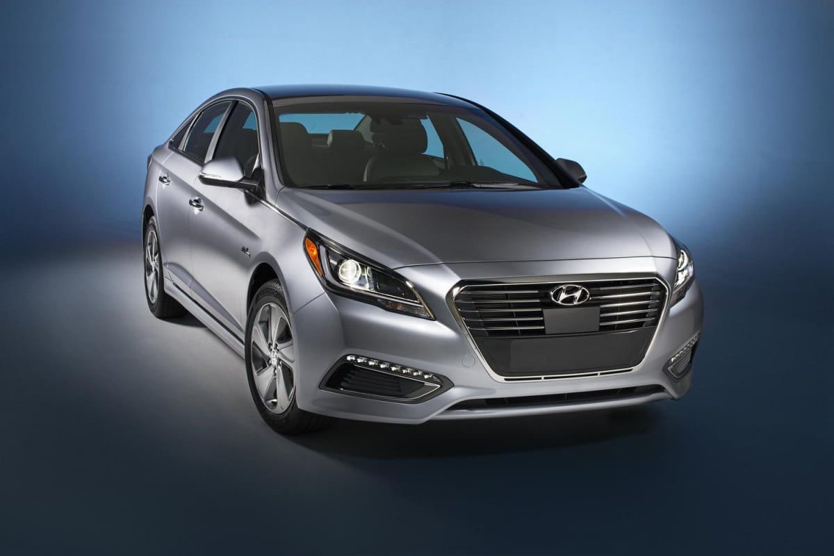 hyundai sonata hybrid official specs pictures