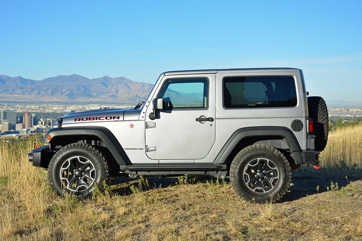 2016 jeep wrangler rubicon review specs photos digital trends. Black Bedroom Furniture Sets. Home Design Ideas