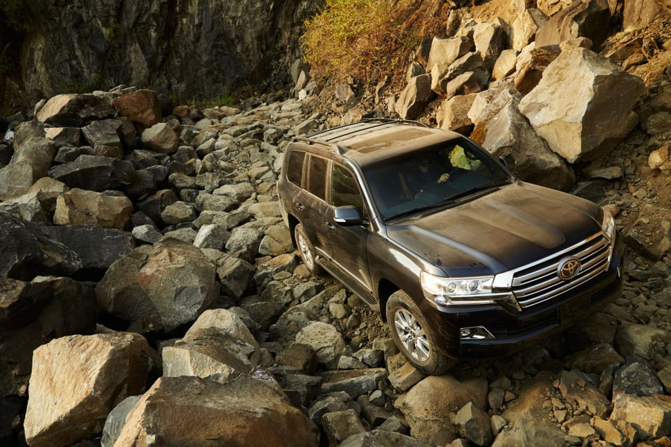 2016 Toyota Land Cruiser | News, Specs, Pictures | Digital Trends