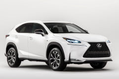First drive: 2016 Lexus RX350 and RX450h