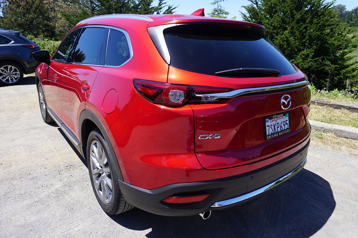 mazda cx first drive nav