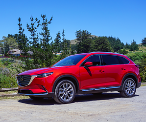 There is such a thing as a sporty SUV, and it's Mazda's best-in-class CX-9