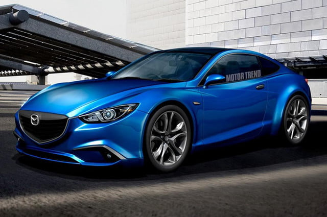 trio mazdaspeeds may bolster brands expanding lineup mazda  coupe