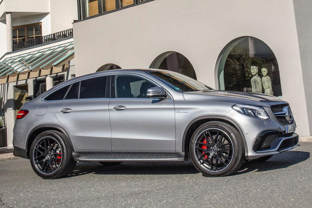 Mercedes Slk 2018 >> First drive: 2016 mercedes amg gle 63 s coupe 4matic - Mercedes Benz SLK Forum
