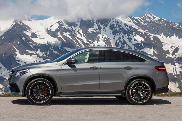 2016 Mercedes-Benz AMG GLE 63S Coupe