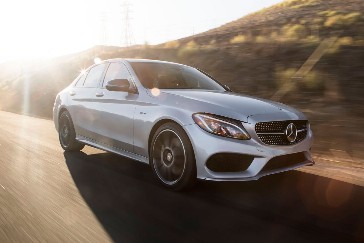 amg sport to become mercedes news reports  benz c matic