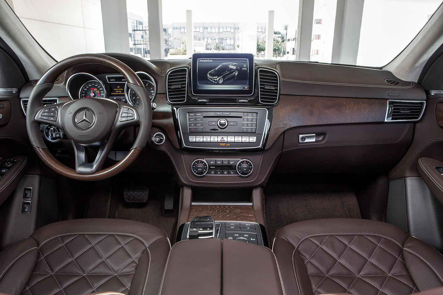 2016 mercedes benz gle specs pictures performance for Mercedes benz interiors