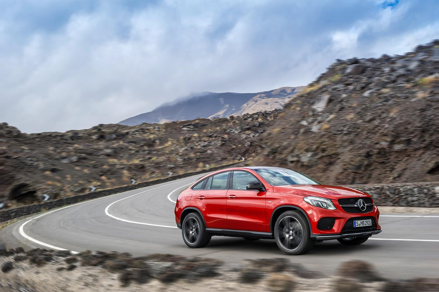 2016 Mercedes Benz Gle Coupe Official Pictures And Specs