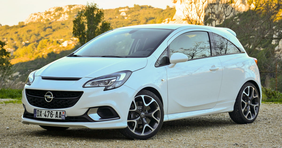 2016 opel corsa opc review pics performance specs digital trends. Black Bedroom Furniture Sets. Home Design Ideas