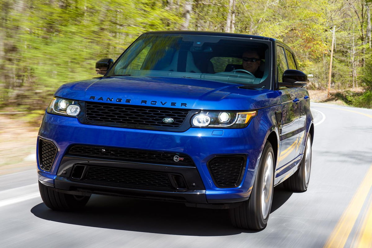 2017 land rover range rover sport svr rumors specs digital trends. Black Bedroom Furniture Sets. Home Design Ideas