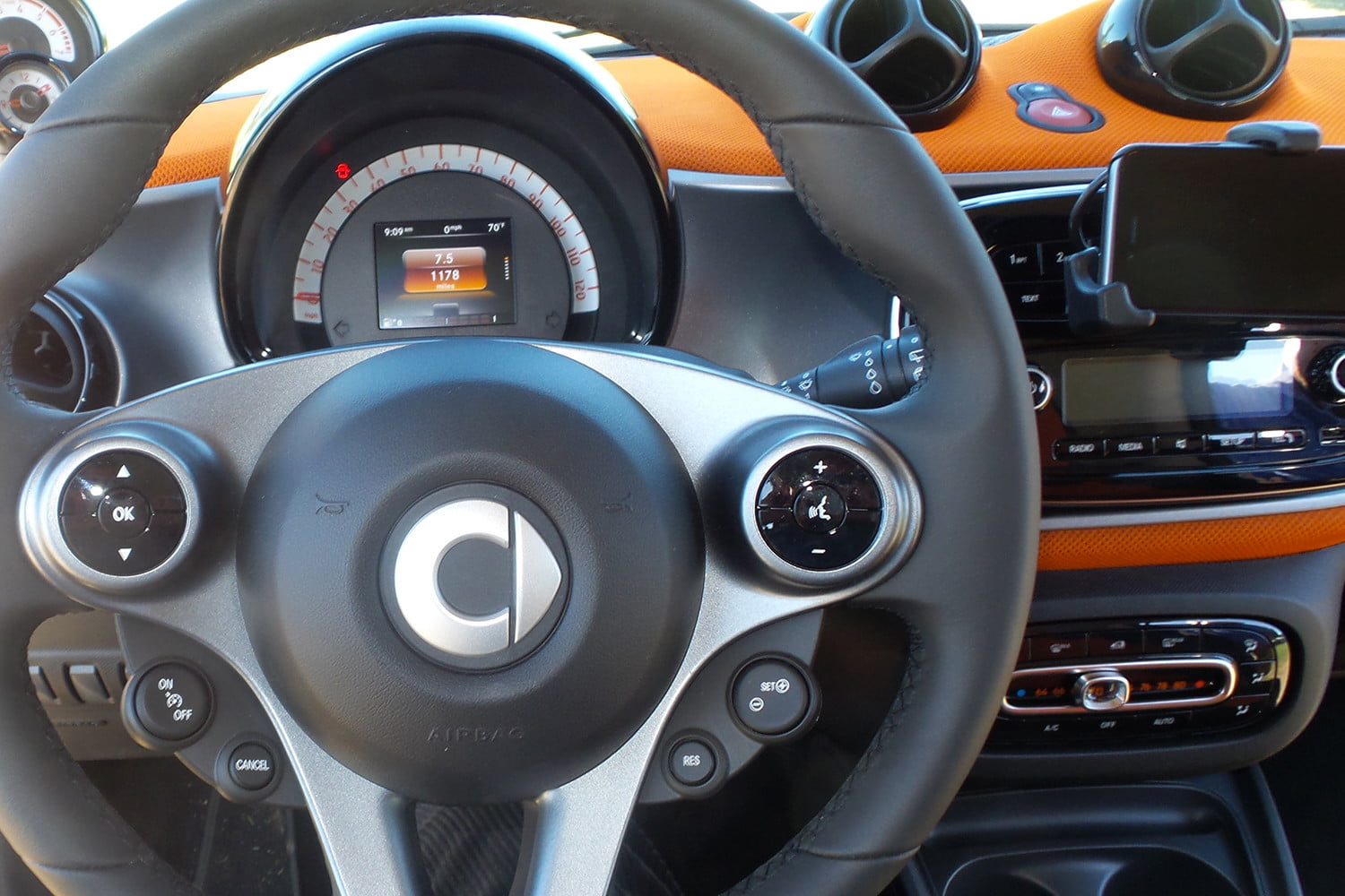 2016 Smart Fortwo Review | Digital Trends