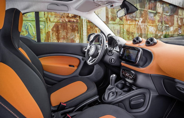 smart fortwo ( )