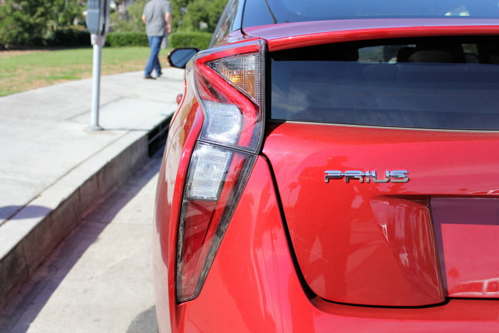 toyota prius first drive