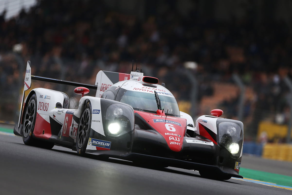 how to keep up with  hours of le mans online