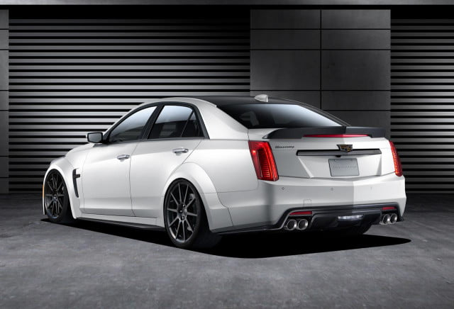 2016 Hennessey HPE1000 Cadillac CTS-V