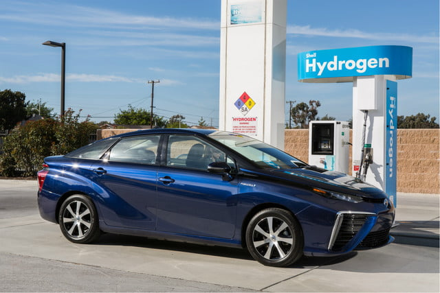 toyota mirai pricing announced fuel cell vehicle