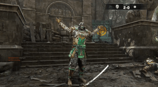 for honor bots exclusive taunts emotes  ( )