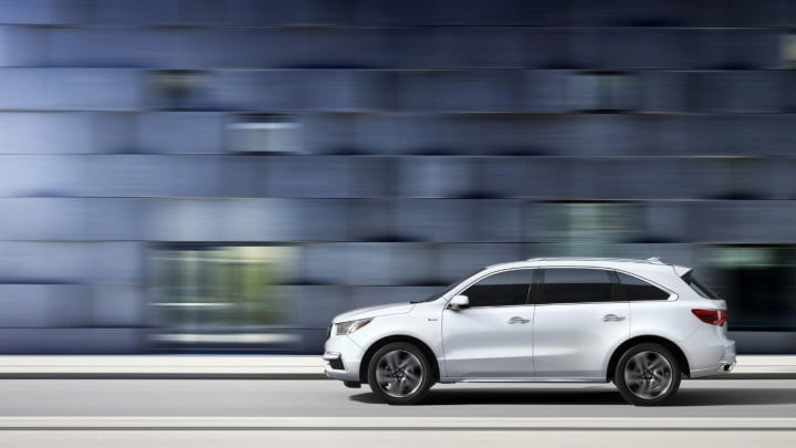 acura mdx news teasers specs feat