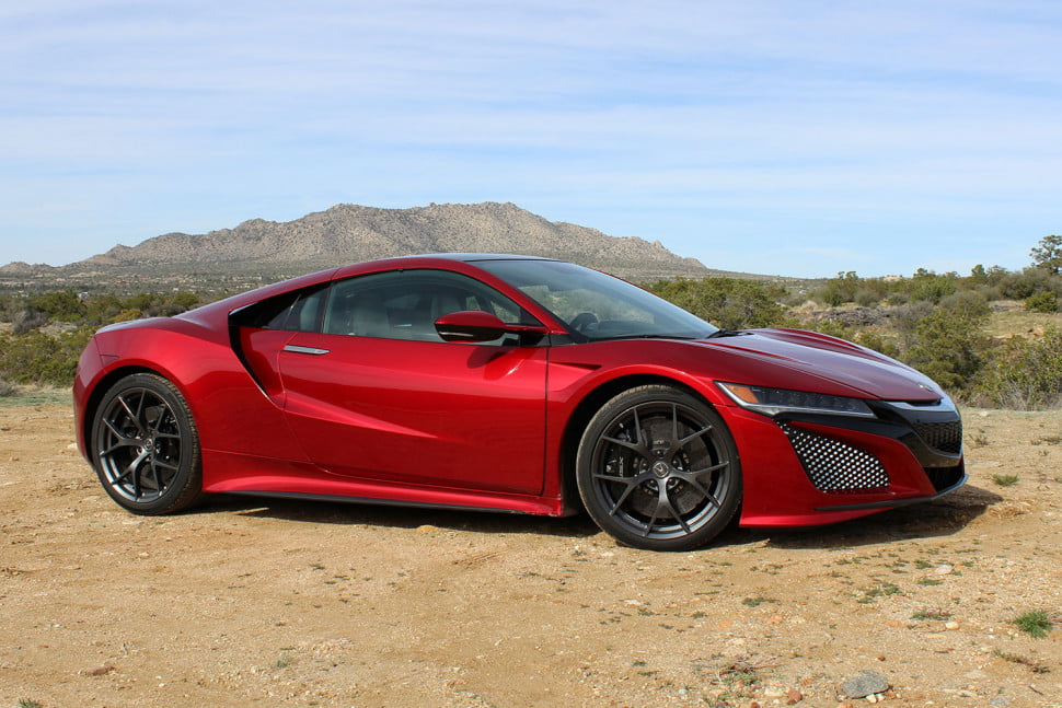 2017 Acura NSX First Drive | Digital Trends