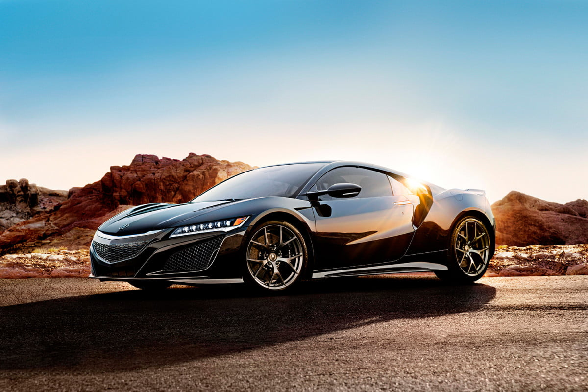 rumored acura nsx type r could go rear wheel drive