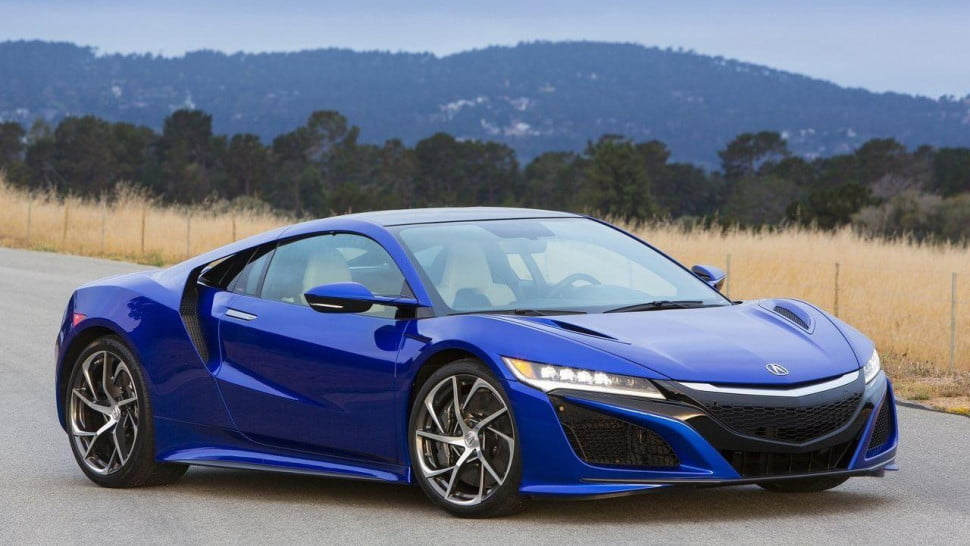 Image result for Acura nsx 2017