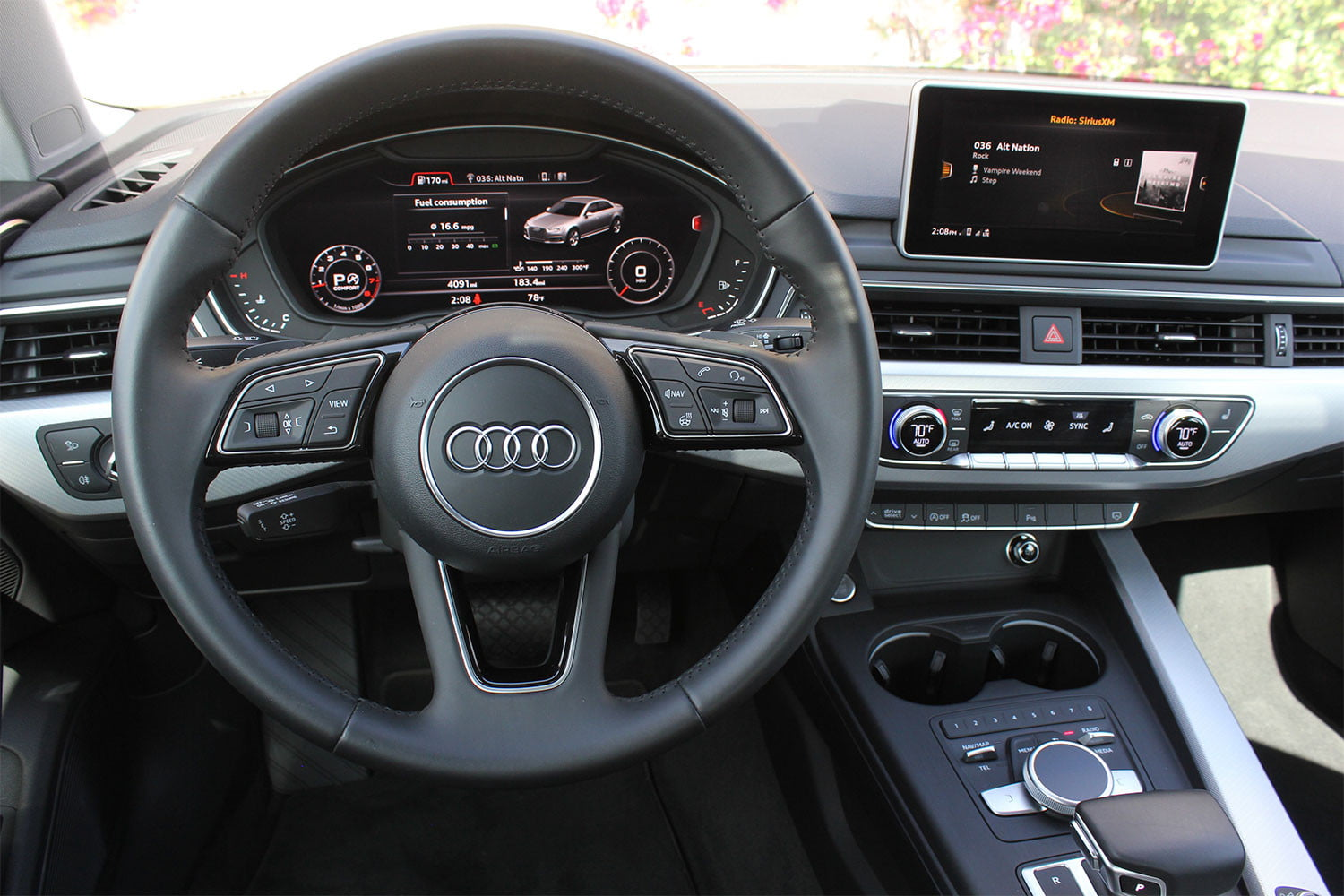 2017 Audi A4 Quattro Review Digital Trends
