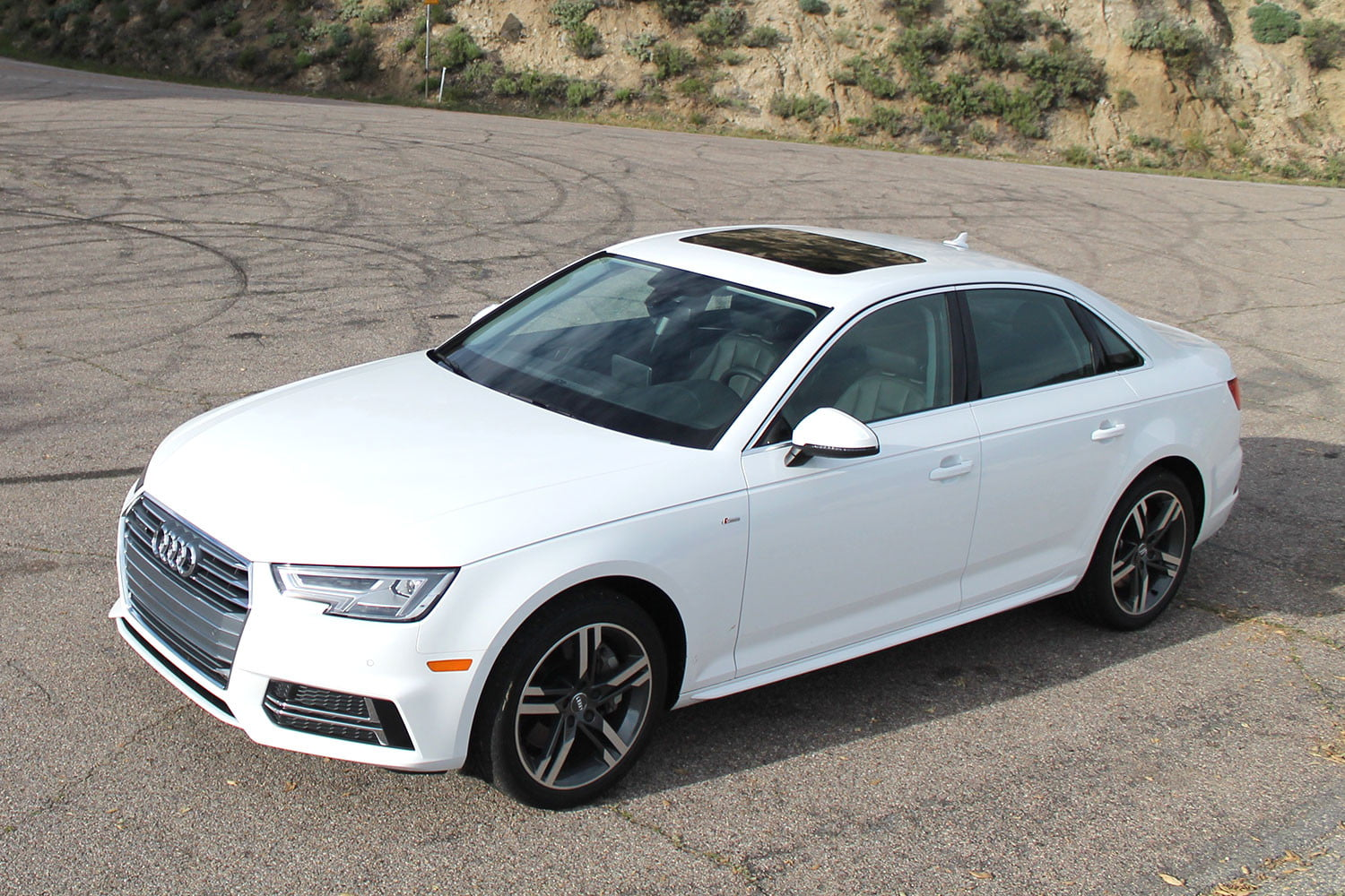 2017 audi a4 first drive pictures specs performance. Black Bedroom Furniture Sets. Home Design Ideas