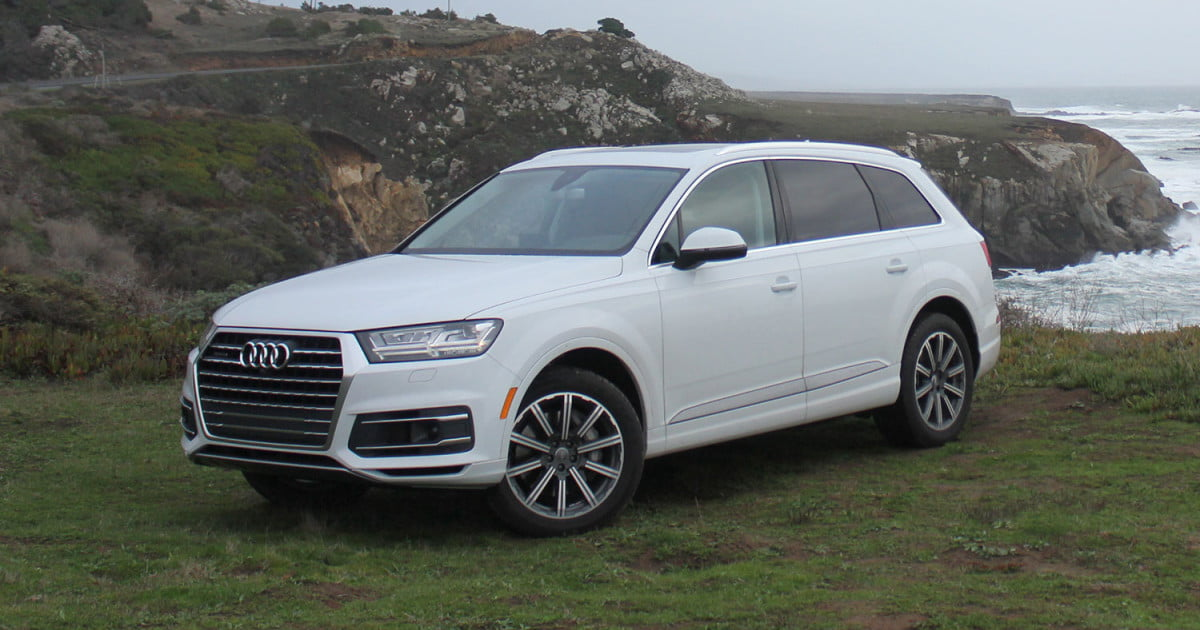 2017 Audi Q7 First Drive on Home Interior Design Trends 2017