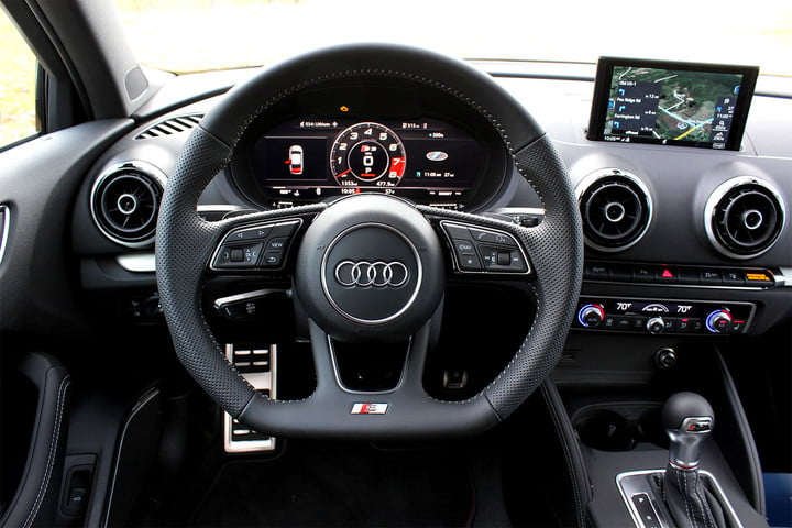 audi s first drive