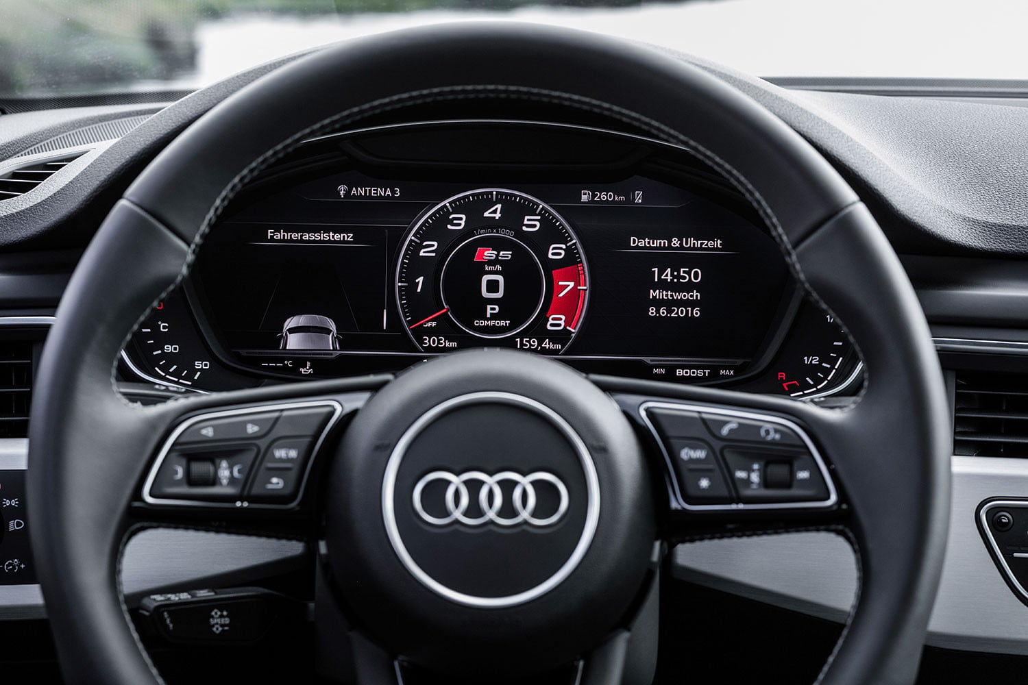 2017 Audi S5 Coupe First Drive | Digital Trends