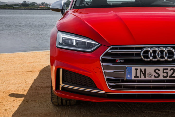 audi s coupe first drive