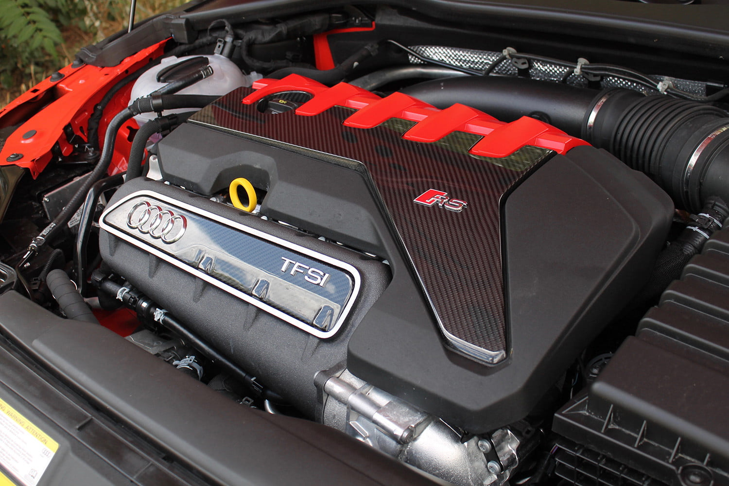 2017 audi tt rs first drive pictures performance specs. Black Bedroom Furniture Sets. Home Design Ideas