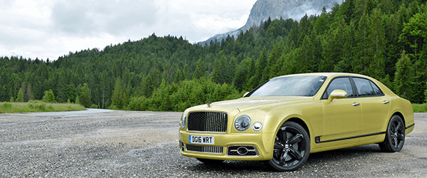 Bentley's Mulsanne Speed is a private jet that just happens to have 4 wheels