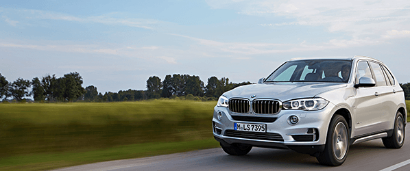 Quiet gas-free miles are just one more luxury in BMW's plush plug-in X5