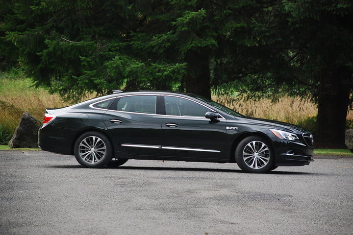buick lacrosse first drive
