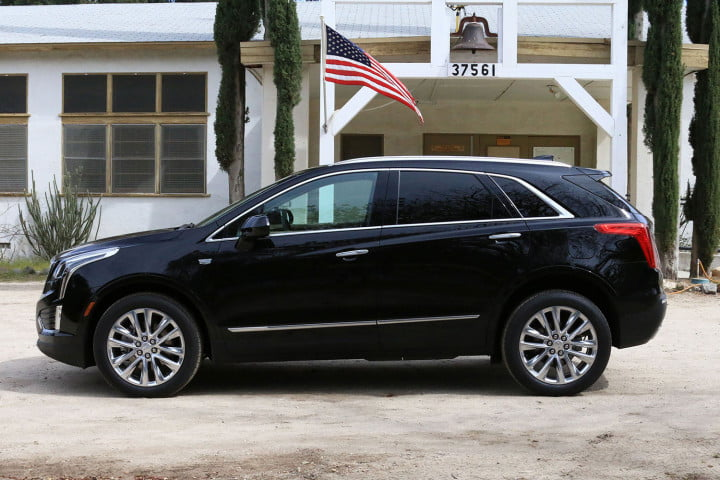 2017 Cadillac XT5 Hands On