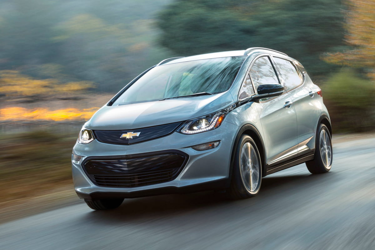 general motors acquires cruise automation  chevrolet boltev