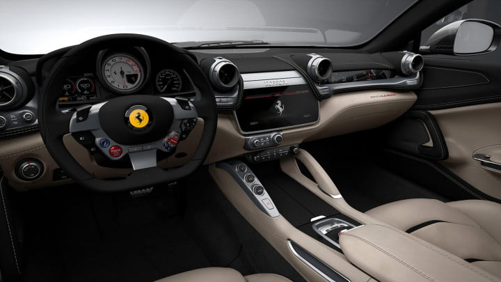 ferrari marketing boss interview  gtc lusso