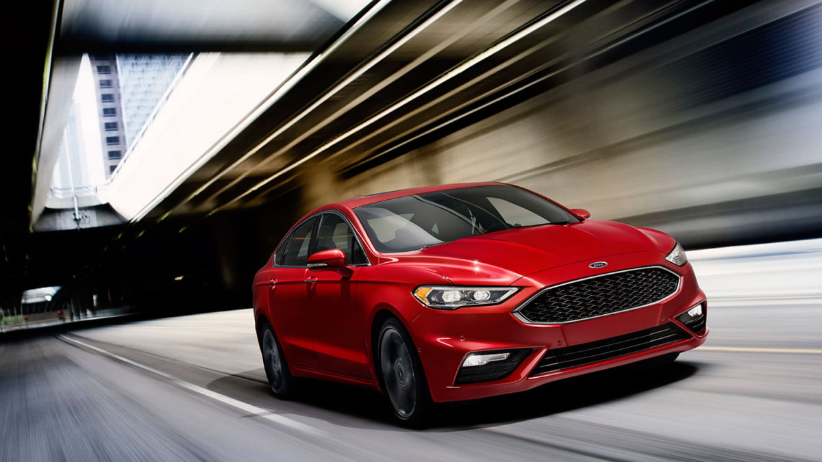 ford smart mobility subsidiary  fusion