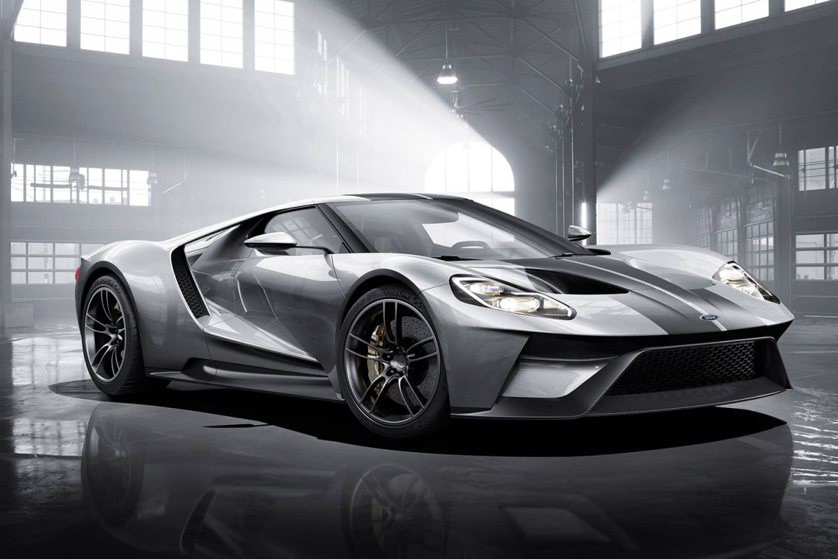 ford gt application process  supercar