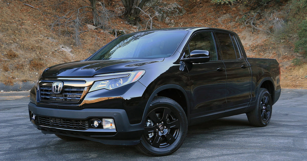 2017 honda ridgeline awd black edition review digital trends